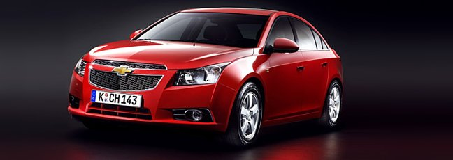 Red performance chevrolet car