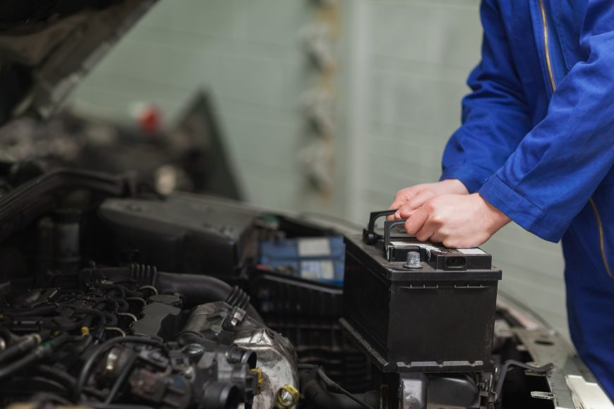 How Does My Vehicle's Battery Work?