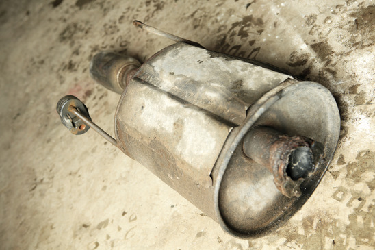 3 Signs You Should Replace Your Muffler
