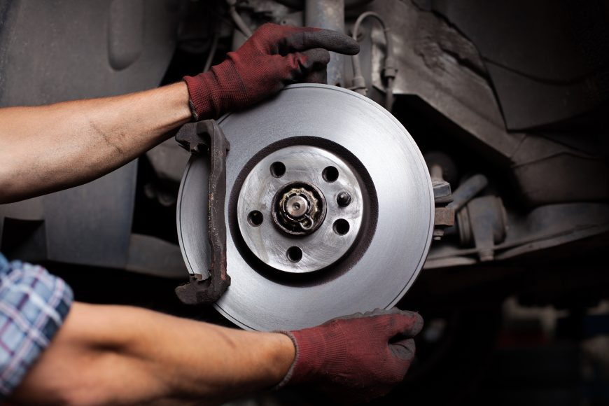 5 Signs You Should Replace Your Brakes