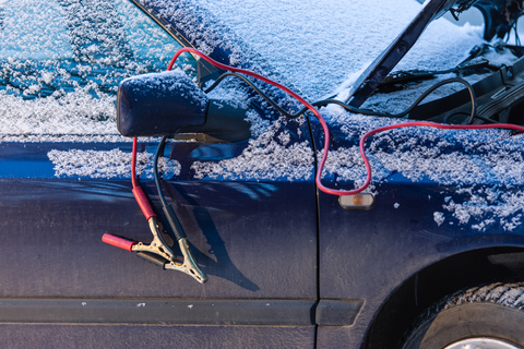 How to Start Your Vehicle in Cold Weather
