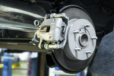 Brakes 101: Learn the Components of Your Vehicle's Brake System