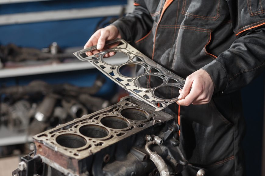 Seal of Approval: Park Muffler's Guide to Gasket Maintenance