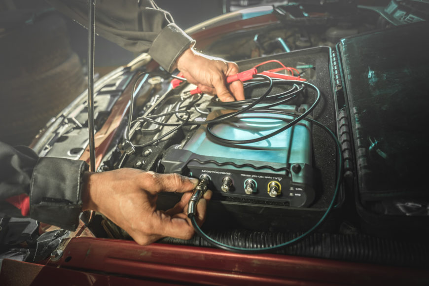 Electrical Repair & Diagnosis