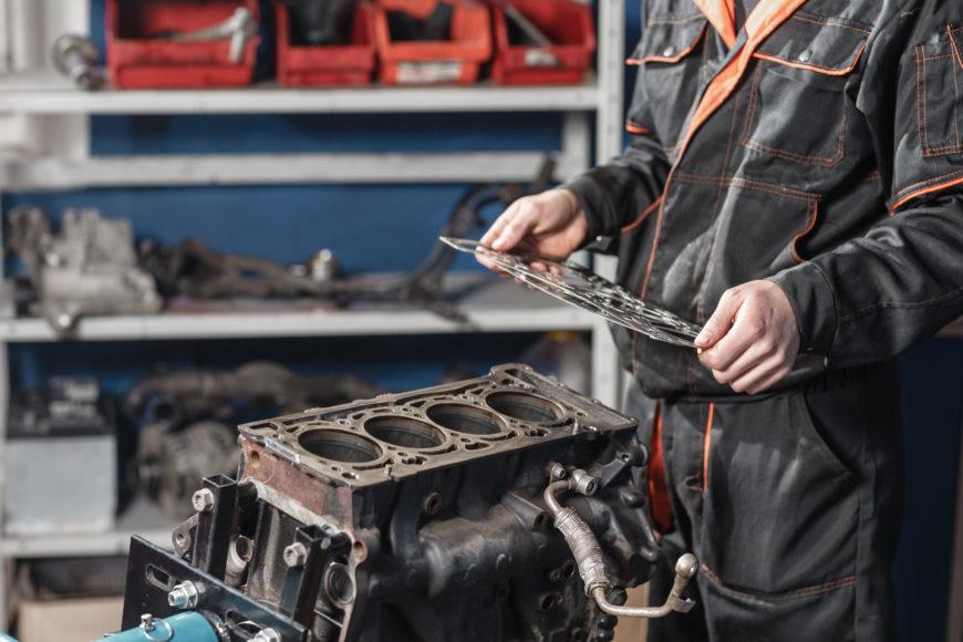 Intake & Head Gaskets Replacement & Repair