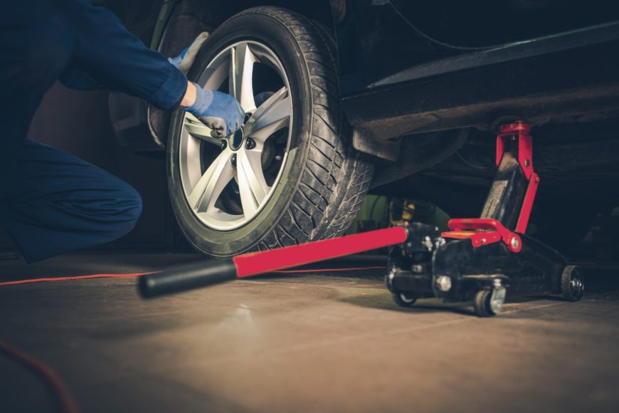 Tire Service & Replacement