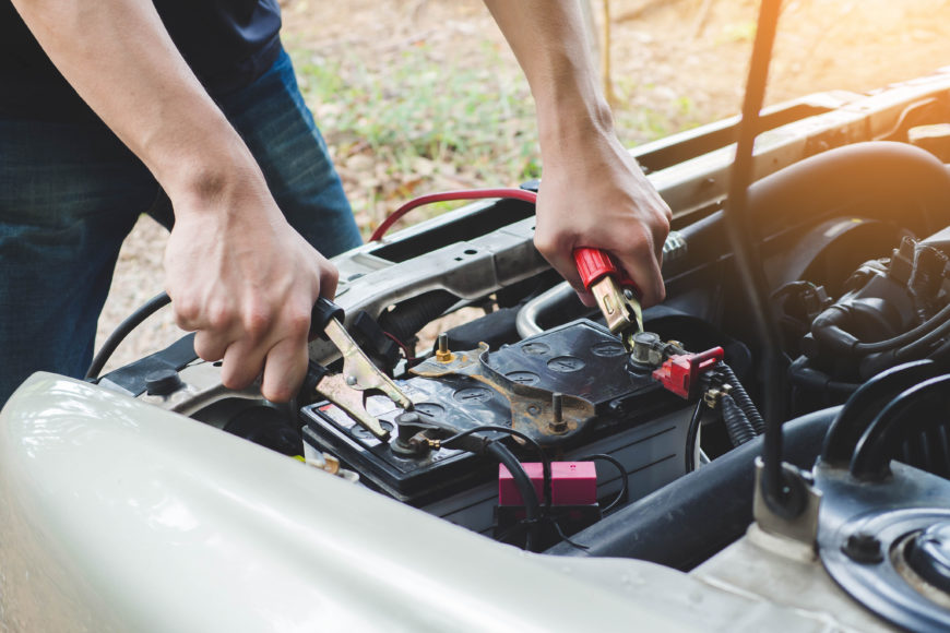 Vehicle Battery Repair & Replacement