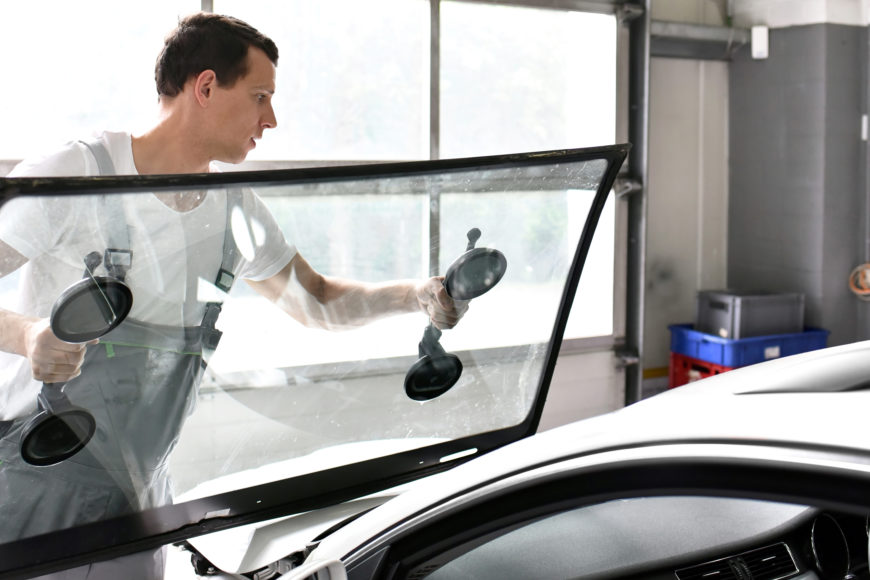 Windshield & Window Repair & Replacement