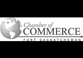 Fort Saskatchewan Chamber of Commerce logo