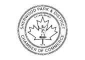 Sherwood Park District Chamber of Commerce logo