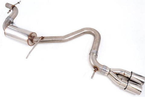 What is a cat-back exhaust system?