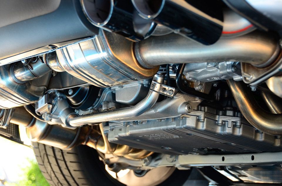 What are the Parts of Your Exhaust System?