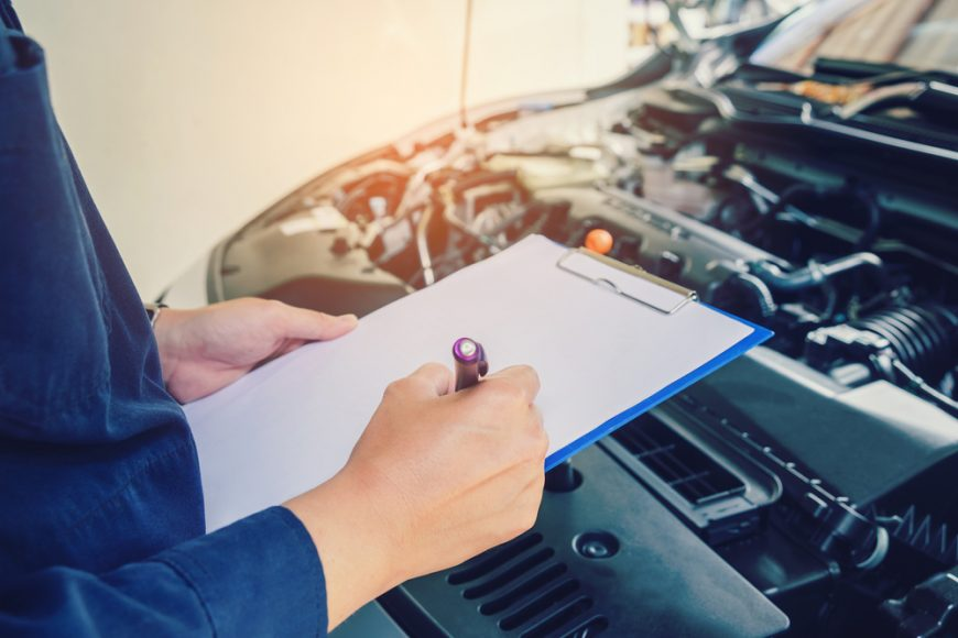 When To Consider a Vehicle Inspection