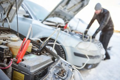 How to Boost Your Car Battery